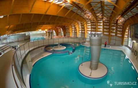 Aquapark v brně