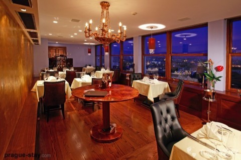 Restaurace, autor: prague-stay