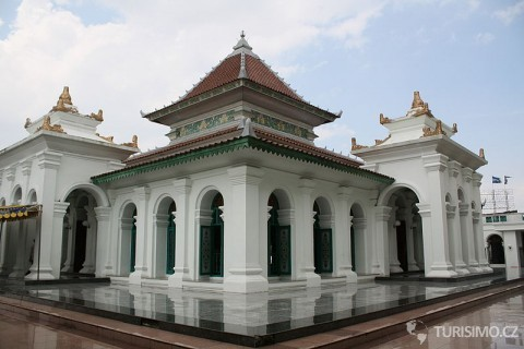 The Palembang Grand Mosque, autor: fitri agung