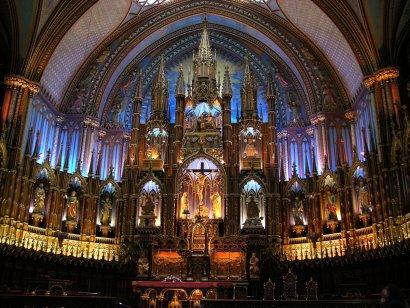Quebeckská katedrála