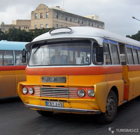 Malta Bus, The Terminus, autor: foxypar4