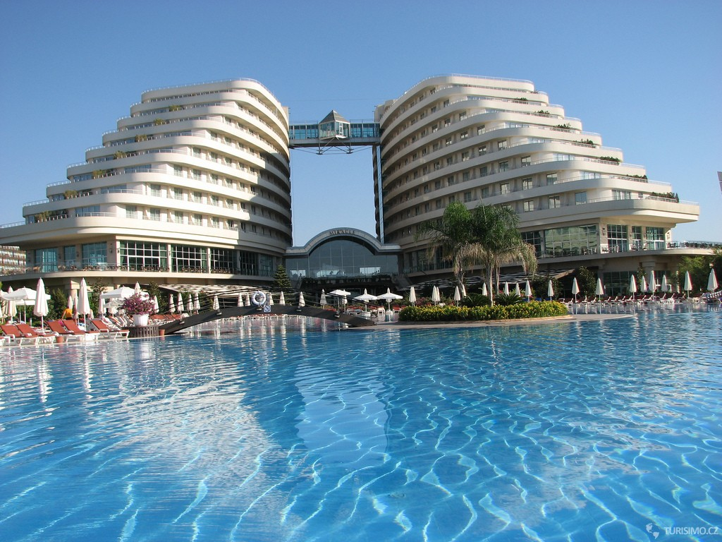 Antalya V Turecku Turisimo Cz